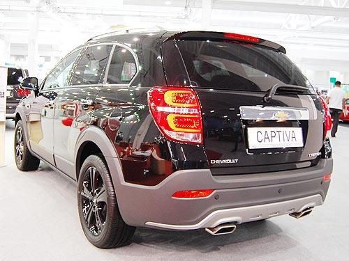 Стали известны цены на обновленный Chevrolet Aveo - Chevrolet