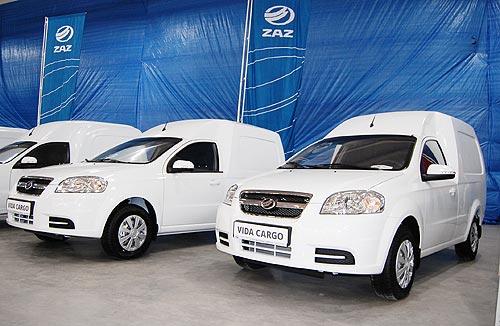 ЗАЗ выпустит крупную партию электрофургонов ZAZ VIDA Cargo EV для «Новой Почты»