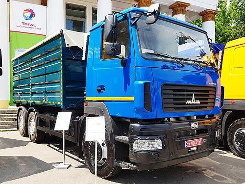 МАЗ делает ставку на сотрудничество с украинскими производителями надстроек