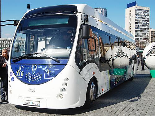 На чем будут ездить в украинских городах. Обзор новинок городского транспорта