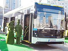 Кувейт закупит львовские электробусы Электрон Е191 - Электрон