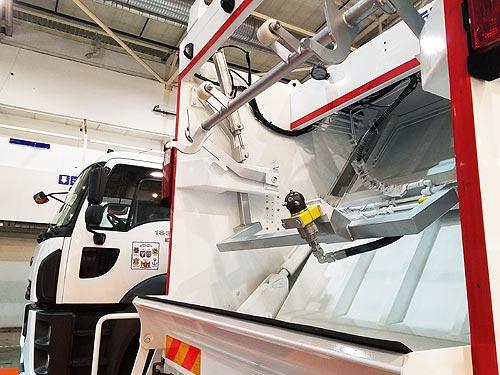 «АВТЕК» представил инновационные решения для коммунальных служб - коммунал