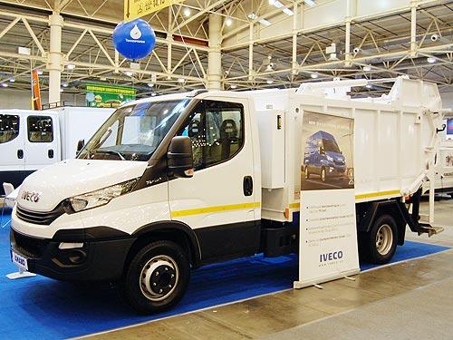 Почему в Подгорцах решили выбрать коммунальную технику на базе IVECO - IVECO