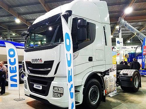 IVECO выводит на украинский рынок топовую версию Stralis Hi-Way