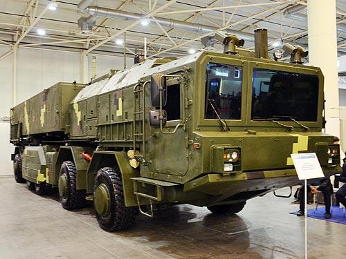 """Для завершения испытаний украинского ОТРК """"Гром-2"""" необходимо еще 300 млн. долларов"""