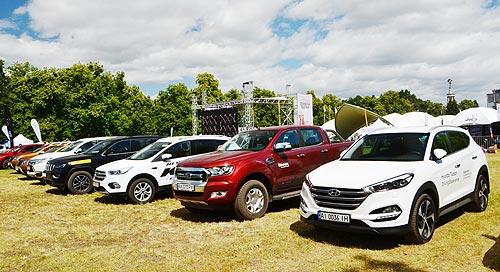 Какие автомобили можно посмотреть на выставке Агро 2018 - Агро