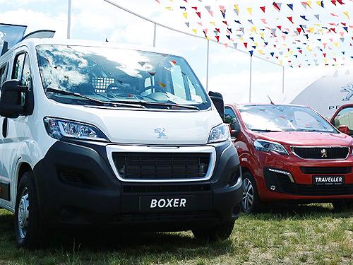 На «Агро-2018» Peugeot представил линейку легковых и коммерческих новинок - Peugeot