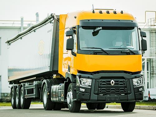 Renault Trucks представила надежные решения для аграриев