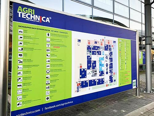 Главные тренды выставки Agritechnica 2019