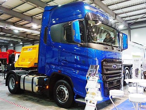 В Украине официально презентовали новый Ford Trucks F-Max