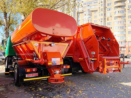 МАЗ закрепляет лидерство в коммунальном сегменте на украинском рынке - МАЗ