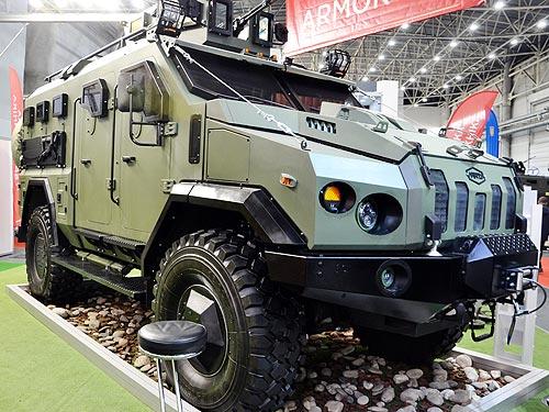 Главные новинки техники на выставке «Оружие и безопасность» в Киеве - техник