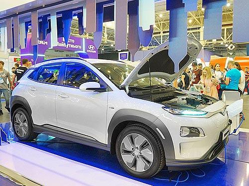Киевский iForum стал площадкой для презентации инновационных авто