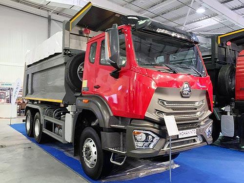 На украинский рынок вышел новый бренд тяжелых грузовиков