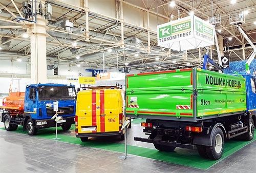 В Техкомплект фиксируют повышенный спрос на АТЗ, самосвалы и аварийные авто - Техкомплект