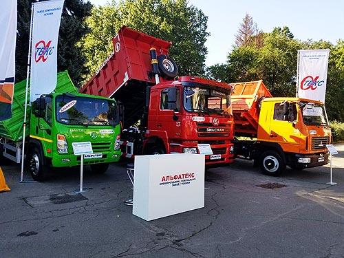 В Украине представили доступные модели грузовиков для аграриев