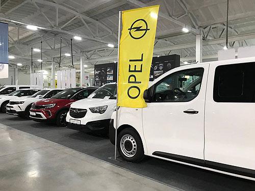 PEUGEOT, CITROEN, OPEL представили широкую линейку автомобилей на выставке в Кропивницком