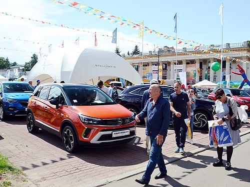 Автомобильные премьеры на АГРО-2021