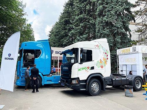 На чем будут возить Урожай-2021: Обзор грузовой техники выставки «АГРО»