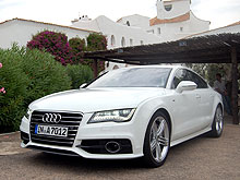 Тест-драйв Audi A7 Sportback: Когда жизнь удалась