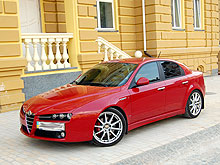 Тест-драйв: Alfa Romeo 159 TI - Любовь с первого взгляда - Alfa Romeo