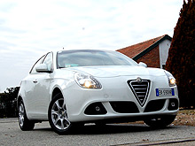 Тест-драйв Alfa Romeo Giulietta TCT: Вопреки Шекспиру