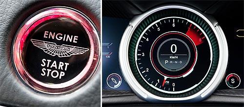 Тест-драйв Aston Martin DB11: широкий шаг в будущее  - Aston Martin