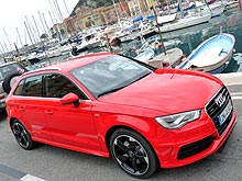 Тест-драйв Audi A3 Sportback: Красота в лаконичности