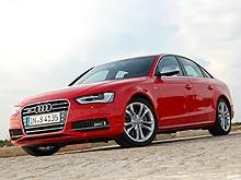 Тест-драйв Audi A4: Premium - в массы