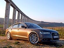 Тест-драйв Audi A6: Бизнес-класс теперь определяет не размер, а число ассистентов