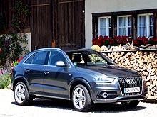 Тест-драйв Audi Q3: премиум теперь доступен в SUV-компакте