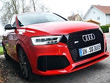 Тест-драйв обновленного Audi Q3: практичный премиум-класс - Audi