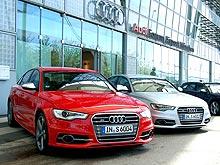 Тест-драйв Audi S6 и S7 Sportback. Атлеты в дорогих костюмах