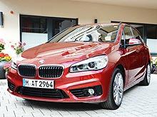Тест-драйв BMW 2 серии Active Tourer. Фанаты BMW будут плакать