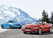 Тест-драйв BMW 4-серии. Купе и кабриолет против «народной мудрости» - BMW