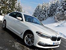 Чем покоряет новая BMW 5-й серии? На разных «полюсах» спорта и экологии - BMW