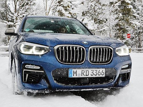 Тест-драйв BMW X3. Наступаем на «пятки» X5