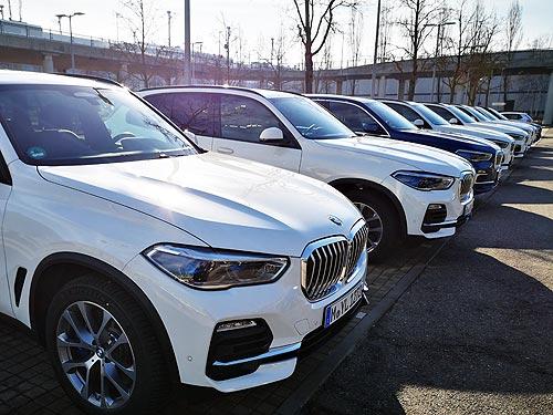 У новой BMW X5 появится хитовая 2-литровая версия