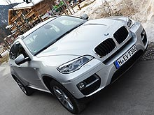 Тест-драйв BMW X6 на соответствие баварским традициям