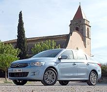 В следующем году Citroen разогреет украинский рынок. Объявлены цены на C-Elysee - Citroen