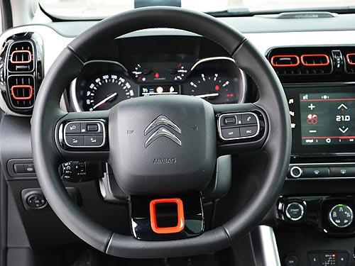 Тест-драйв Citroen C3 Aircross: Как легко поднять настроение - Citroen