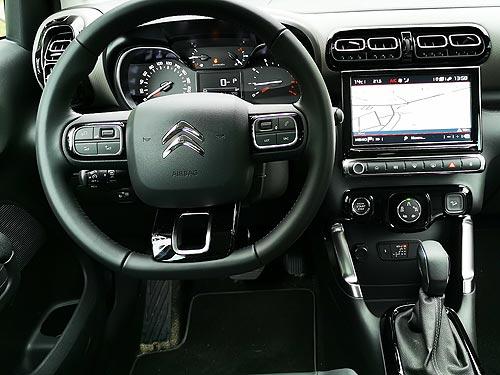 Недорого, практично и очень симпатично. Тест-драйв обновленного Citroen C3 Aircross - Citroen