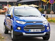 Тест-драйв обновленного Ford EcoSport: езда без пятого колеса