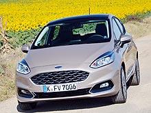Тест-драйв Ford Fiesta: На цыпочках в премиум