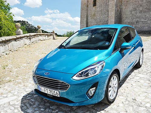 10 причин обратить внимание на новый Ford Fiesta - Ford