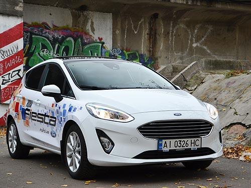 10 причин обратить внимание на новый Ford Fiesta