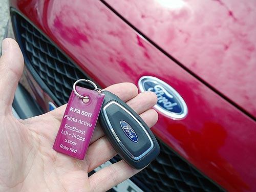 Как «Фиеста» стала кроссовером. Тест-драйв Ford Fiesta Active - Ford