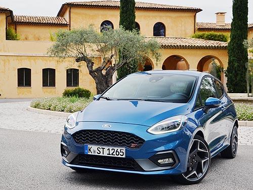 АГонь! Тест-драйв нового Ford Fiesta ST