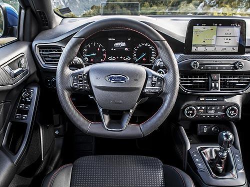 Новый образ семейного любимца. Тест-драйв Ford Focus - Ford