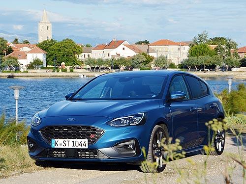 Тест-драйв нового Ford Focus ST: Драйв и семейные ценности